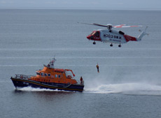 Porthleven RNLI Lifeboat Day